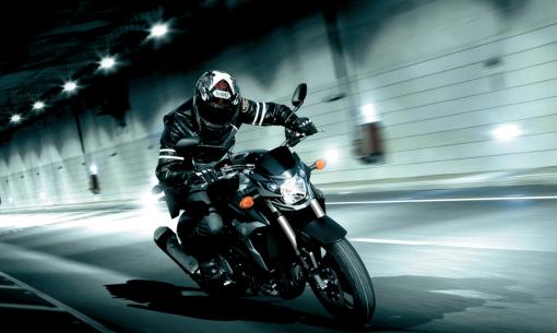 Suzuki GSR 750 - adventure bike