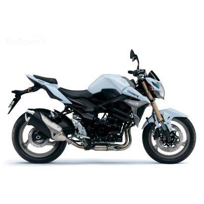 Suzuki GSR750 White