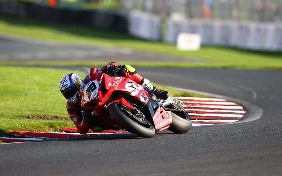 Debut BSB podium for Brad Ray and Buildbase Suzuki