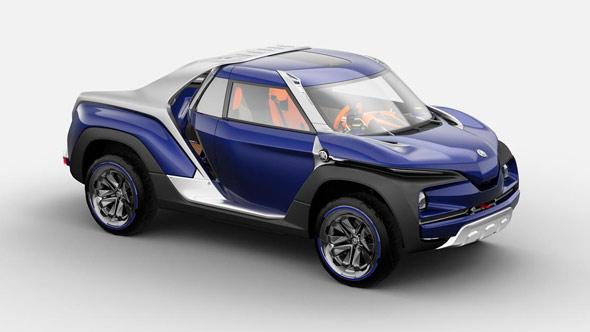 2017 Tokyo Motor Show Yamaha - CROSS HUB CONCEPT