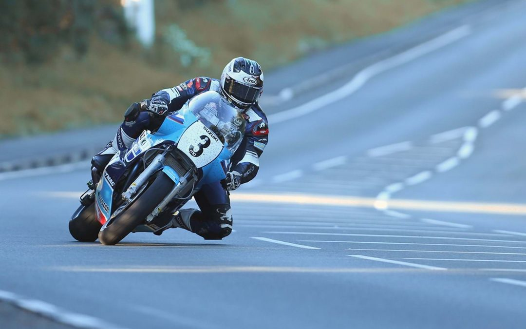 Carl Cox Motorsport joins forces with Team Classic Suzuki for Classic TT