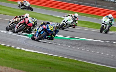 Win & season best fourth for Bennetts Suzuki