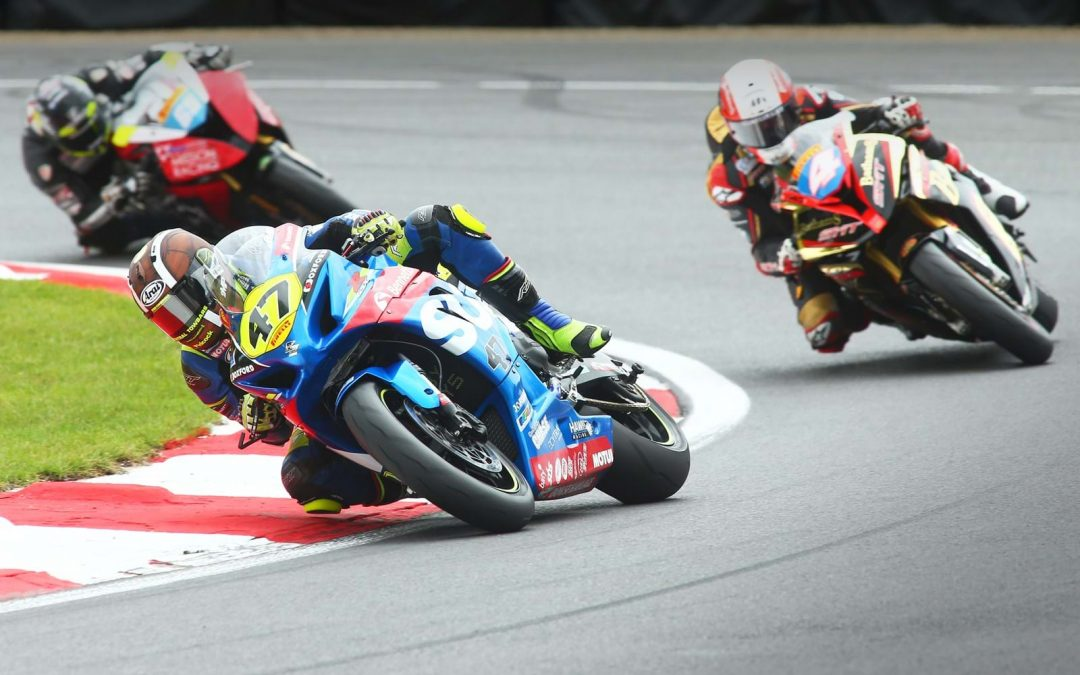 Superstock double at brands for Cooper & GSX-R1000