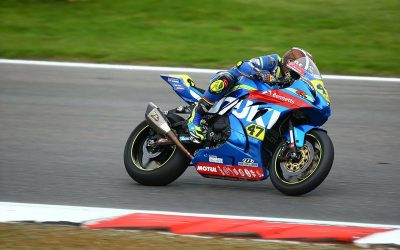 Superstock race win and championship runner-up for Cooper and new GSX-R1000