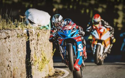 Hat-trick hero Dunlop takes three wins at Southern 100