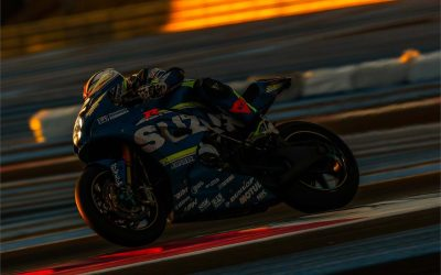 Broken chain ends Bol d'Or podium push for SERT