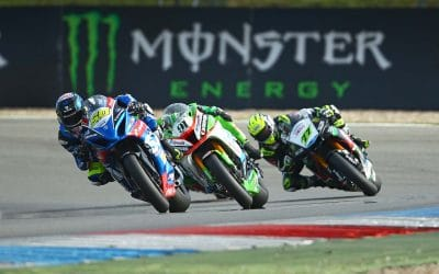 Guintoli and new GSX-R1000 win at Assen