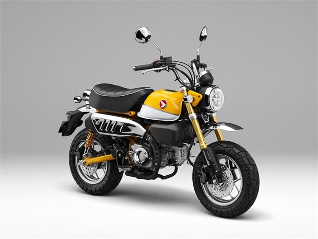 Honda Monkey 125 bike