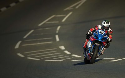 Isle of Man TT Gets Underway with Dunlop and Suzuki on the pace