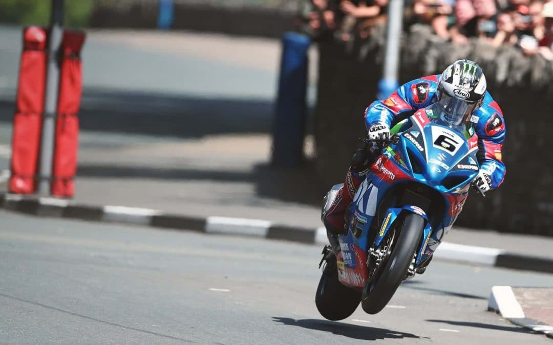 Dunlop and new GSX-R1000 win Senior TT