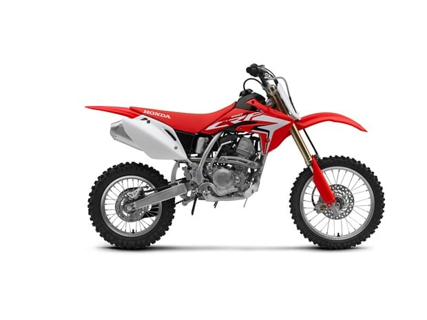CRF450R upgraded for 2018