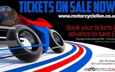 Motorcycle Live 2017 tickets on sale now!