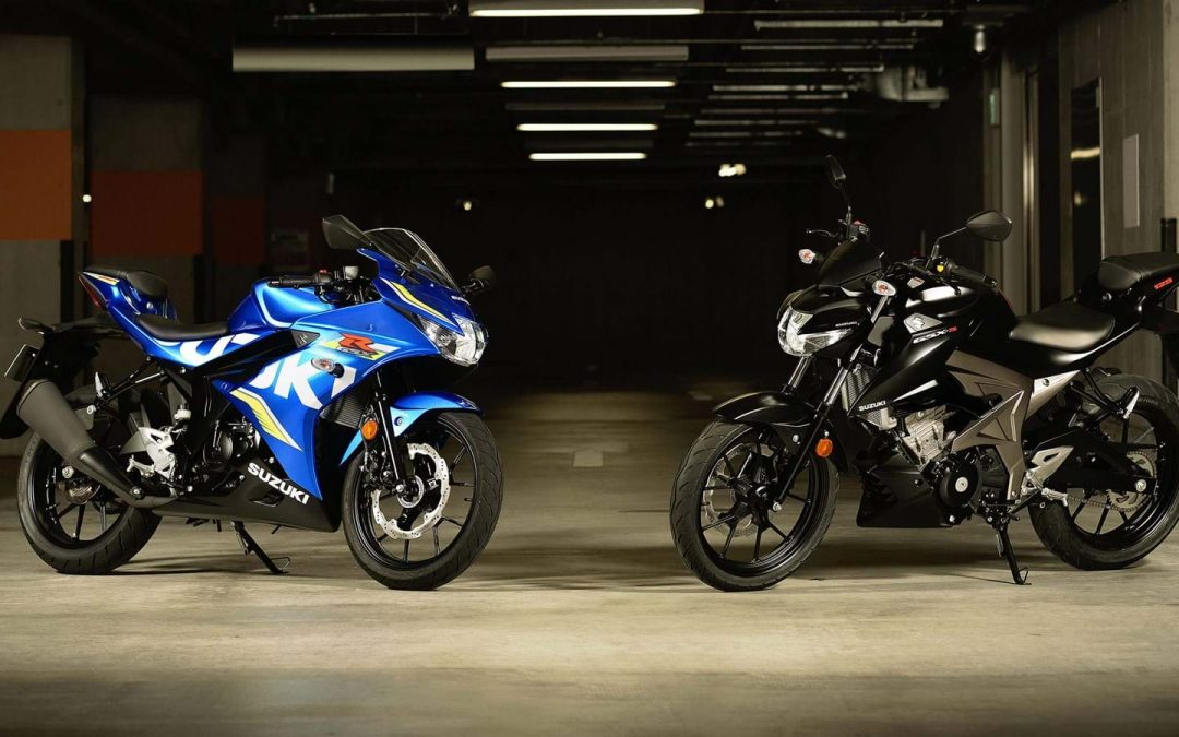 Pricing confirmed for new GSX-R125 and GSX-S125