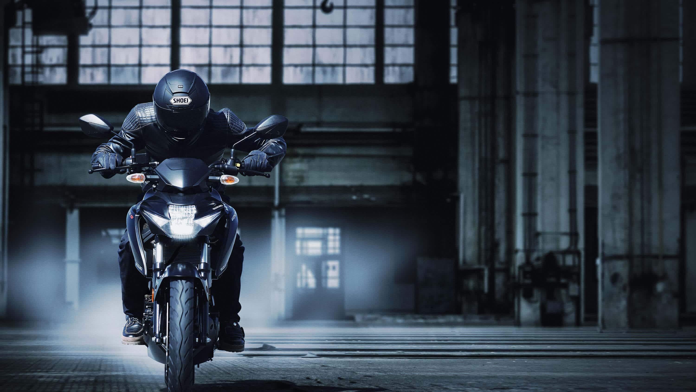 New Suzuki GSX-S125 AL8 motorcycle in action