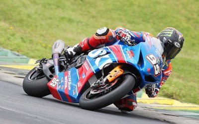 Hayden wins and Elias maintains MotoAmerica series lead