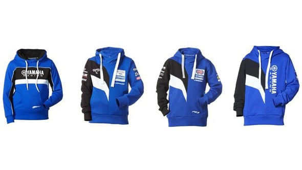 Safety Recall for Yamaha Paddock Blue Junior Hoody