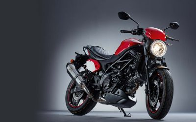 Save £100 on new Yoshimura exhaust for SV650