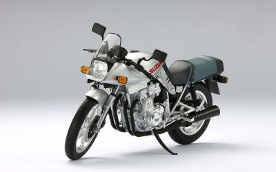 New die-cast models of iconic Katana and GSX-R1000R