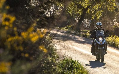 Go further this summer with Suzuki V-Strom 650 luggage offer
