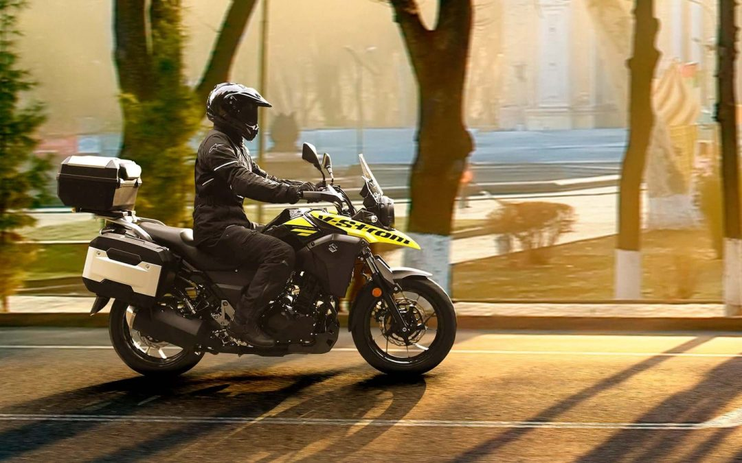 Suzuki confirms pricing for V-Strom 250