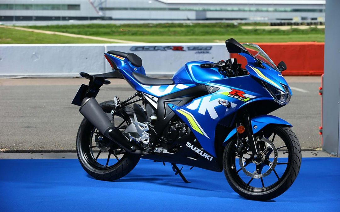 Suzuki launches new 3% finance offer on small bike range