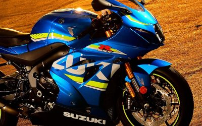 Llandow circuit next on Suzuki café tour