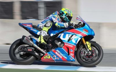 Tiger Toni takes double win at Laguna Seca