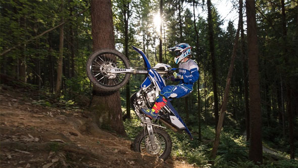 Yamaha introduce new WR450F & WR250F EnduroGP