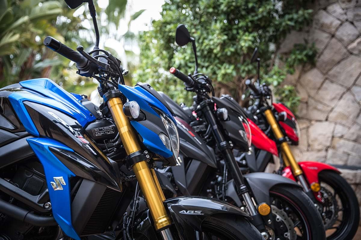 New Suzuki GSX S750 and more this summer