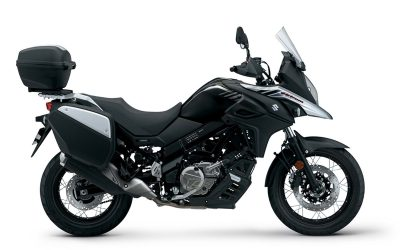 Suzuki V-Strom range gets GT treatment