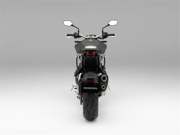 2018 Honda CB1000R bike - rear view