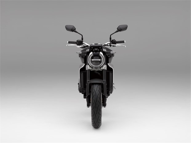 2018 Honda CB1000R motorcycle - front view