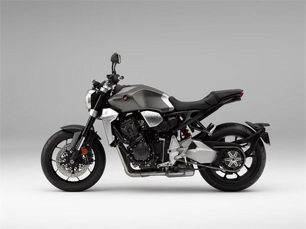 2018 Honda CB1000R motorcycle - side profile