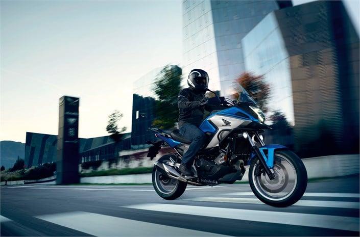 2018 Honda NC750X motorbike - London