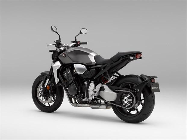 2018 Honda CB1000R bike - rear 3/4
