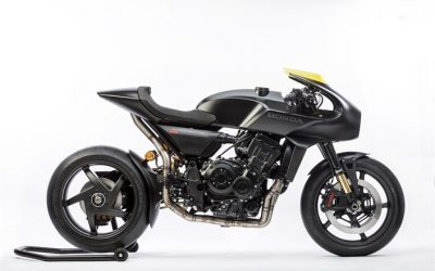 CB4 'Interceptor' concept adds futuristic extra dimension to Honda's EICMA line-up