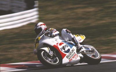 Kevin Schwantz RGV500 to be restored at Motorcycle Live