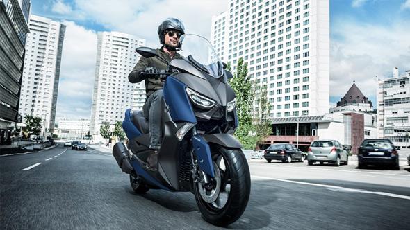 Yamaha XMAX300 scooter 2018