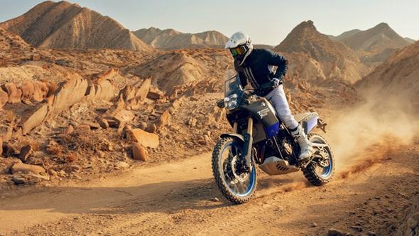 Yamaha XT1200ZE Super Ténéré Raid Edition - 2018 Adventure