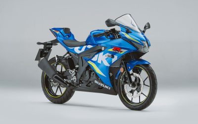 Suzuki offers sports pack for new GSX-R125