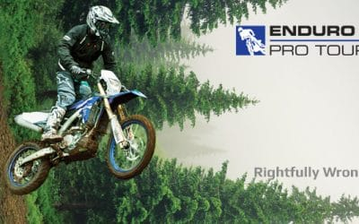 The 2018 Yamaha Enduro Pro Tour