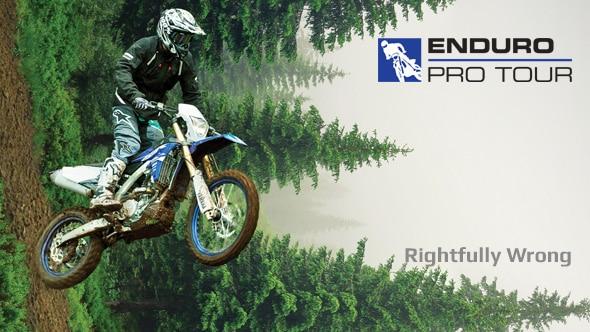 The 2018 Yamaha Enduro Pro Tour