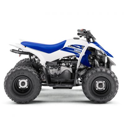 2017 Yamaha YFZ50 ATV - Racing Blue colour