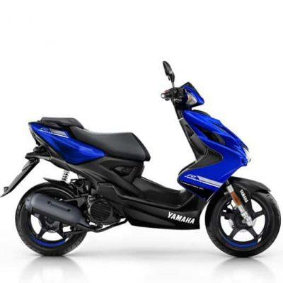 2018 Yamaha Aerox R 4 - Yamaha Blue