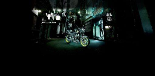 2018 Yamaha MT-03