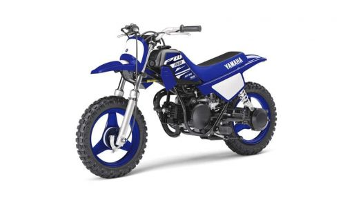 Yamaha PW50 - mini motorcycle, Racing Blue colour