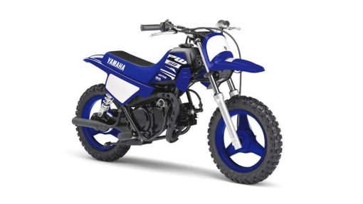 2018 Yamaha PW50 off road motorbike - Racing Blue