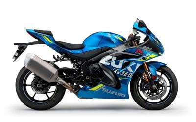 New MotoGP-inspired GSX-R1000R and GSX-R1000 unveiled