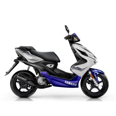 Yamaha Aerox R scooter - Race Blu colour