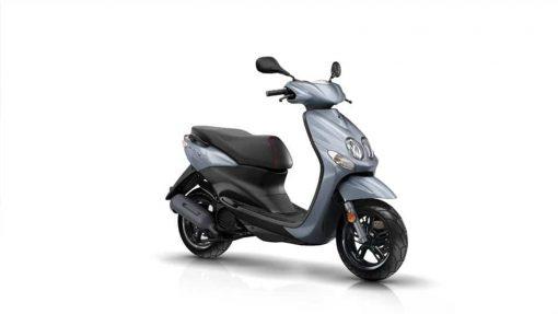Yamaha Neo's 4 scooter Nimbus Grey - Studio